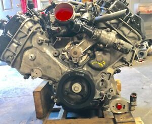 Ford F150 5 0l Engine 64k Miles 2011 2012 2013 2014