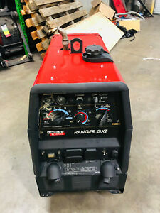 Lincoln Ranger 250 Gxt Engine Welder Generator