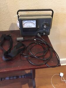 Ysi Model 33 Sct Meter With Probe free Shipping