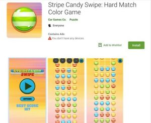 Swipecandy Android Mobile App Online Entrepre Passive Income Digit Asset