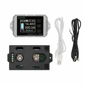 100a Wireless Dc Volt Amp Meter Battery Monitor Capacity Coulomb Counter s449