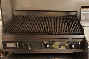 Star Charbroiler grill broiler 36