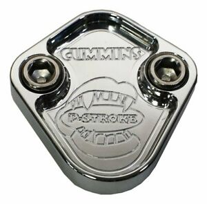 F079 Cm8 Cummins 4bt And 6bt Fuel Lift Pump Block Off Plate