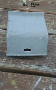 1965 64 Ford Thunderbird Trunck Latch Cover