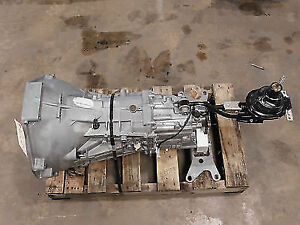 2014 Ford Mustang Gt 5 0l V8 6 Speed Mt82 D4 Transmission Fr33 7003 Ae
