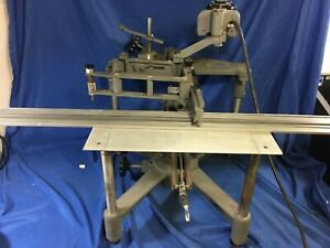 New Hermes Motorized Engraver Tx a Pantograph And Ascessories