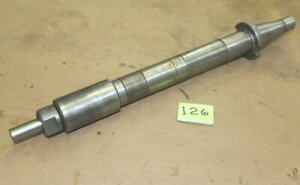 40 taper Horizontal 1 a style Milling Arbor