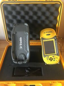 Trimble Geo Xt 2008 Series With Terrasync Pro
