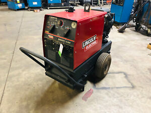 Lincoln Ranger 10 000 Engine Welder Generator