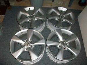 Lexus Rx 350 2010 18 Oem Rims Wheels