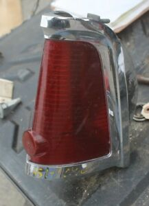 1961 1962 1963 1964 Lincoln Tail Light Tailight Assembly Nice S