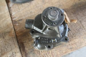 1942 1956 Dodge 1942 1960 Dodge Truck 46 56 Plymouth Rebuilt Water Pump 1282 S