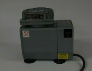 Gast Doa v188 aa Oil less Diaphragm Vacuum Pump air Compressor Sn388