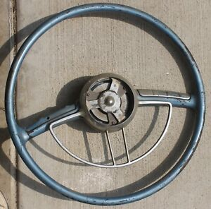 1951 1952 1953 1954 Packard Steering Wheel With Horn Ring