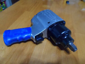 Blue Point 1 2 Drive Heavy Duty Soft Grip Air Impact Wrench