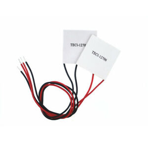 Wholesale Tec1 12706 Heatsink Thermoelectric Cooler Cooling Peltier Plate Module
