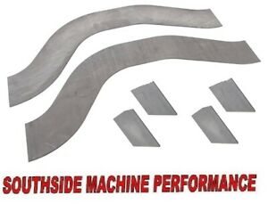 Ssm Performance Fits All 78 88 Gm G body Rear Frame Notching Kit Weld in Diy