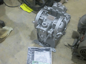 Sandpiper Stainless Steel 1 Npt Diaphragm Pump Model Sb1 sc5ss 42 Gpm