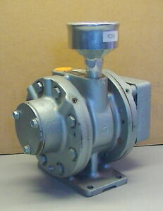 Gast 8am frv 78 5hp Air Motor Foot Mounted With Muffler New Surplus Stock