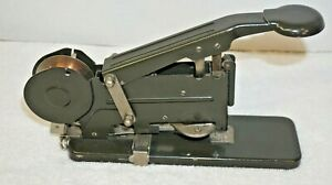 Vintage 1930 s Delta Wire Roll Stapler Germany Nice