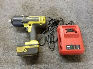 Snap On Ct8850hv Monster Cordless 1 2 Impact Wrench Battery And Charger