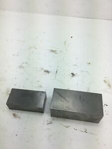 7 Lbs 3 Lb Steel Bar Plate Bar Thick Plate Blacksmith Bench Hammer Plate