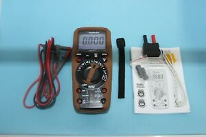 Southwire Tools Equipment 14070t Technicianpro Truerms Digital Multimeter 3346