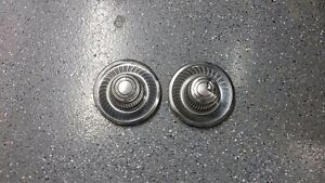 70s Chevy Rally Wheel Center Caps Oem This Auction Is For 2