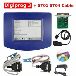 Car Diagnostic Tool Odometer Correct Tool Digiprog Iii V4 94 With Obd2 Cable Be