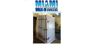 Miami Walk In Coolers Frezers Custom Built Doors walls floors N Ceiling 995 0