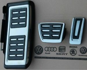 Skoda Karoq Original Pedals Pedal Caps With Footrest For Automatic Cars