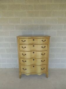 Huntley Furniture French Louis Xv Style Serpentine Tall Chest