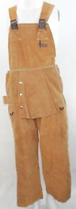Bob Dale Gloves 641682s Welding Overalls Split Leather H d Brown Small