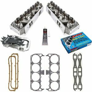 Promaxx Performance 9440k 440 Maxx Aluminum Cylinder Heads Big Block Chrysler Ki