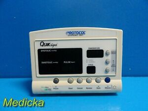 Welch Allyn Quick Signs 52000 Series Patient Monitor Needs New Battery 15439