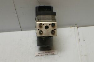 2005 Buick Rendezvous Abs Anti lock Brake Pump Control 10333241 Module 17 15b1