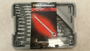 12 Pc Xl Gearbox Double Box Ratcheting Wrench Set Metric Gearwrench 85988