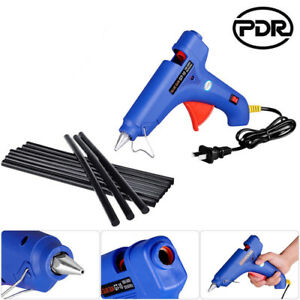 Car Paintless Dent Remover Repair Tool Hail Repair Glue Gun 5pcs Mini Sticks