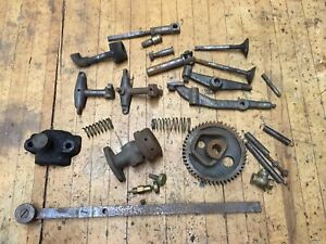 Associated Hit And Miss Engine Parts Cam Gear Fuel Mixer Rocker Arm More