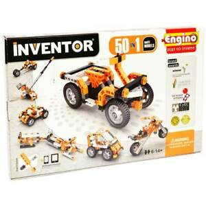 Inventor Basic Kit 50 Models Set