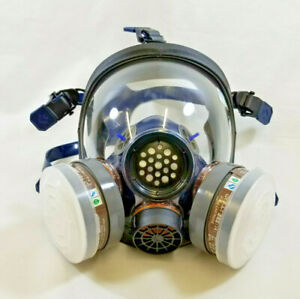 Strong St s100 Chemical Respirator Gas Mask