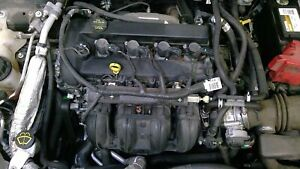 2010 2012 Ford Fusion 2 5l Engine Motor Assembly Tested Runs Great