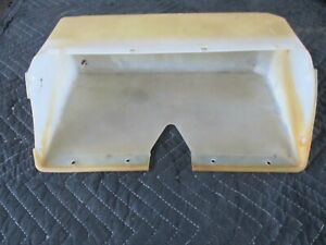 71 72 73 74 Charger Road Runner Super Bee B Body Glove Box Tray Liner Oem Nice
