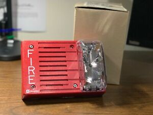 nib new Simplex 4903 9146 Fire Alarm Speaker strobe