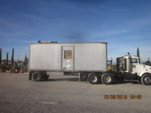 1989 Fairbanks Morse 180kw Portable Genset Continuous Cycle