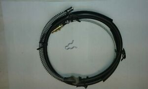 Bruin Brake Cable 97376 Rear Left Ford Fits 70 72 F250 Camper Made In Usa