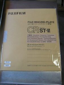Fuji Cr Ip Xray Cr Screen Cassette 14 X 17 St vi Phosphor Plate New
