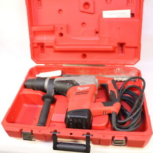 Milwuakee Tool Drill 5316 1 9 16 Spline Rotary Hammer