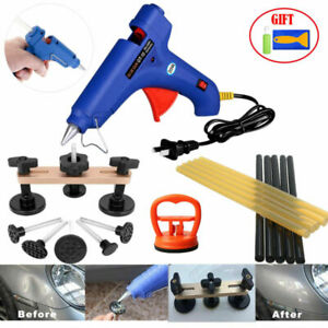Best Paintless Repair Tools Car Body Auto Kits Dent Puller Bridge Glue Removal