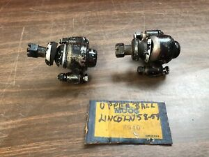 1958 60 Lincoln Upper Ball Joints Pair Nors Moog K 940 219